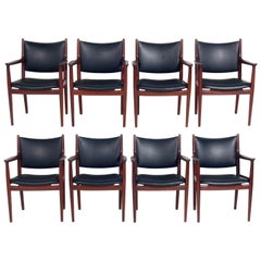 Hans Wegner Danish Modern Dining Chairs
