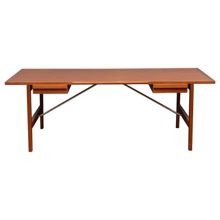 Hans Wegner Desk Model AT325 for Andreas Tuck For Sale