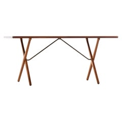 Hans Wegner Dining Table Model AT-303 Produced by Andreas Tuck in Denmark