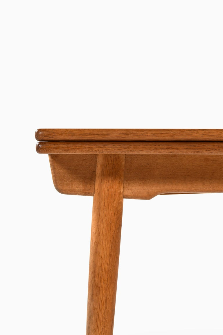 Danish Hans Wegner Dining Table Model AT-312 Produced by Andreas Tuck in Denmark For Sale