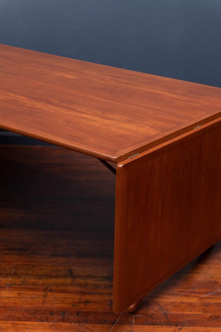 Hans Wegner Dining Table Model AT-314 For Sale 3