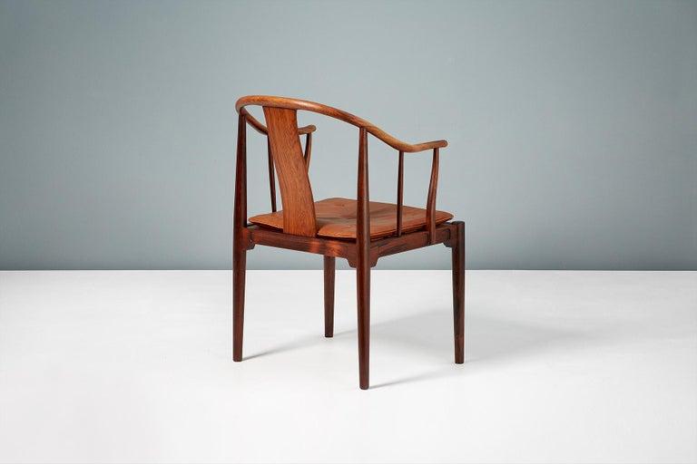 Hans Wegner FH-4283 Rosewood China Chair 4