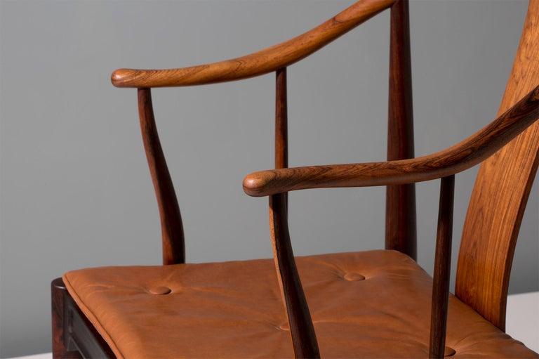 Hans Wegner FH-4283 Rosewood China Chair 5