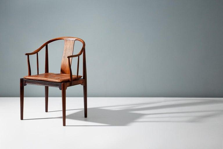 Hans Wegner FH-4283 Rosewood China Chair 1