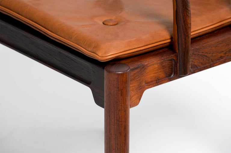 Hans Wegner FH-4283 Rosewood China Chair For Sale 2