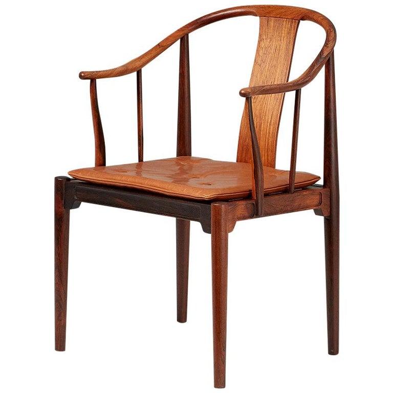 Hans Wegner FH-4283 Rosewood China Chair