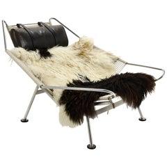 Hans Wegner Flag Halyard Chair Model PP225