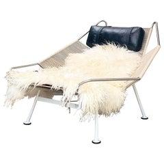 Hans Wegner Flag Halyard Lounge Chair