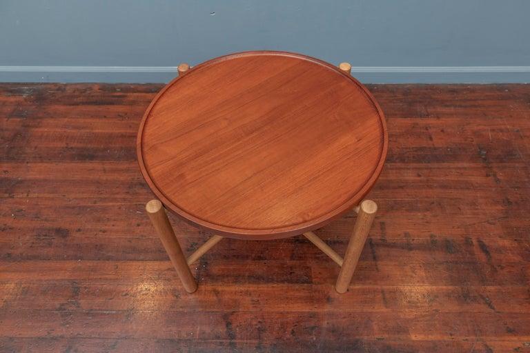 Danish Hans Wegner Flip Top Table for Andreas Tuck For Sale