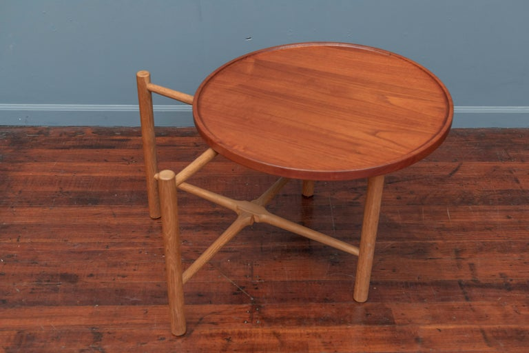 Mid-20th Century Hans Wegner Flip Top Table for Andreas Tuck For Sale