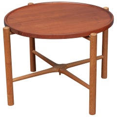 Hans Wegner Flip Top Table for Andreas Tuck