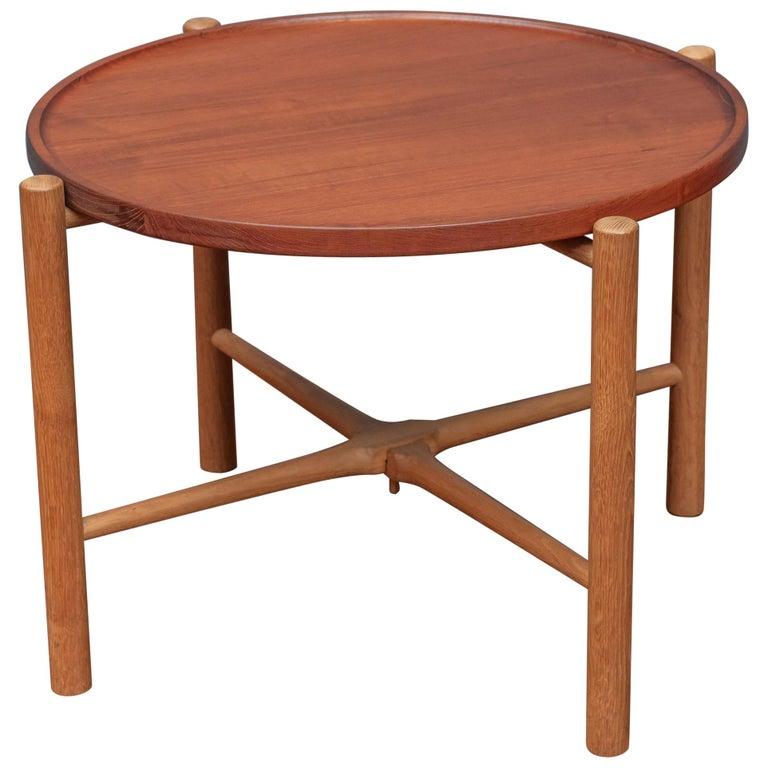 Hans Wegner Flip Top Table for Andreas Tuck For Sale
