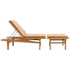 Hans Wegner GE-1 Bench - Stained Oak