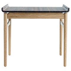 Hans Wegner GE, 1937 Coffee Table, Stained Oak