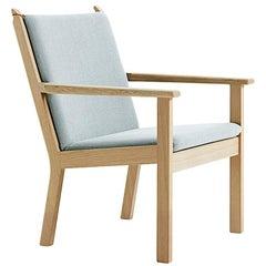 Hans Wegner GE-284 Lounge Chair, Oak