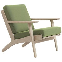Hans Wegner GE-290 Lounge Chair