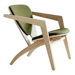 Hans Wegner GE-460 Butterfly Lounge Chair