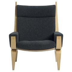 Hans Wegner GE-501A Lounge Chair