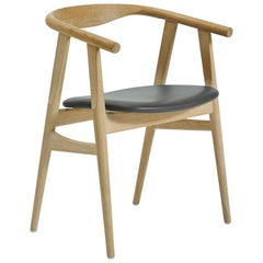 Hans Wegner GE-525 Dining Chair, Lacquered Beech