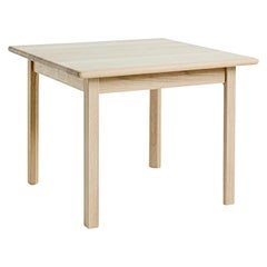 Hans Wegner GE, 80/86 Coffee Table, Lacquered Beech