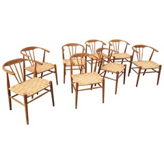 Dining Chairs/ Set of 8