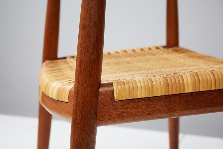 Mid-20th Century Hans Wegner JH-501 Chair, Teak For Sale