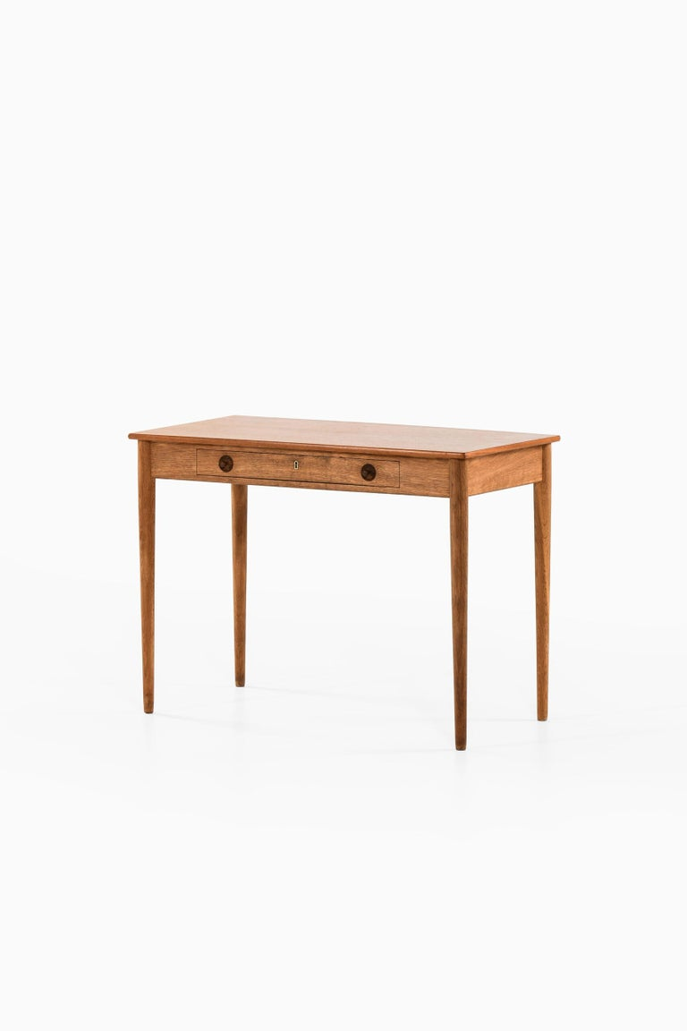 Hans Wegner Ladies Desk Produced by Ry Møbler in Denmark For Sale 3