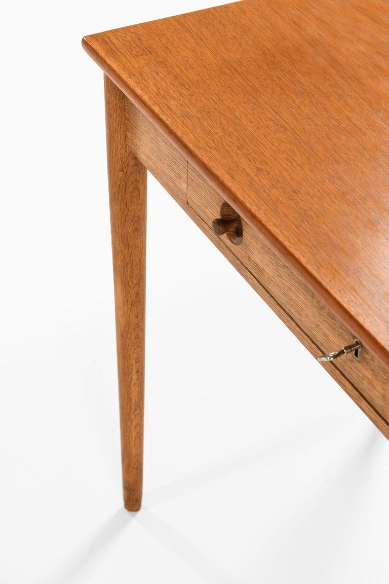 Hans Wegner Ladies Desk Produced by Ry Møbler in Denmark For Sale 4