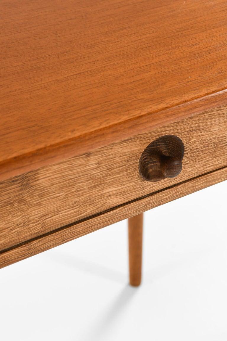 Danish Hans Wegner Ladies Desk Produced by Ry Møbler in Denmark For Sale