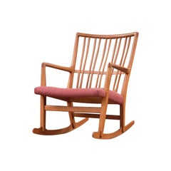 Hans Wegner ML33 Rocking Chair