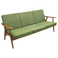 Hans Wegner, Model Ge 270 Sofa for GETAMA, 1960s
