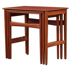 Hans Wegner Nesting Tables