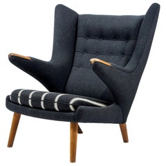 Hans Wegner Papa Bear Chair, First Edition