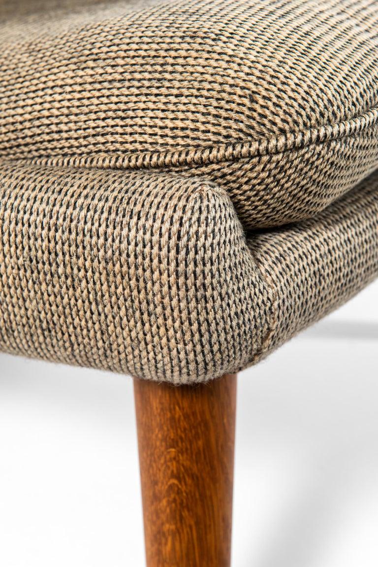Hans Wegner Papa Bear Easy Chair Produced by A.P. Stolen in Denmark 3