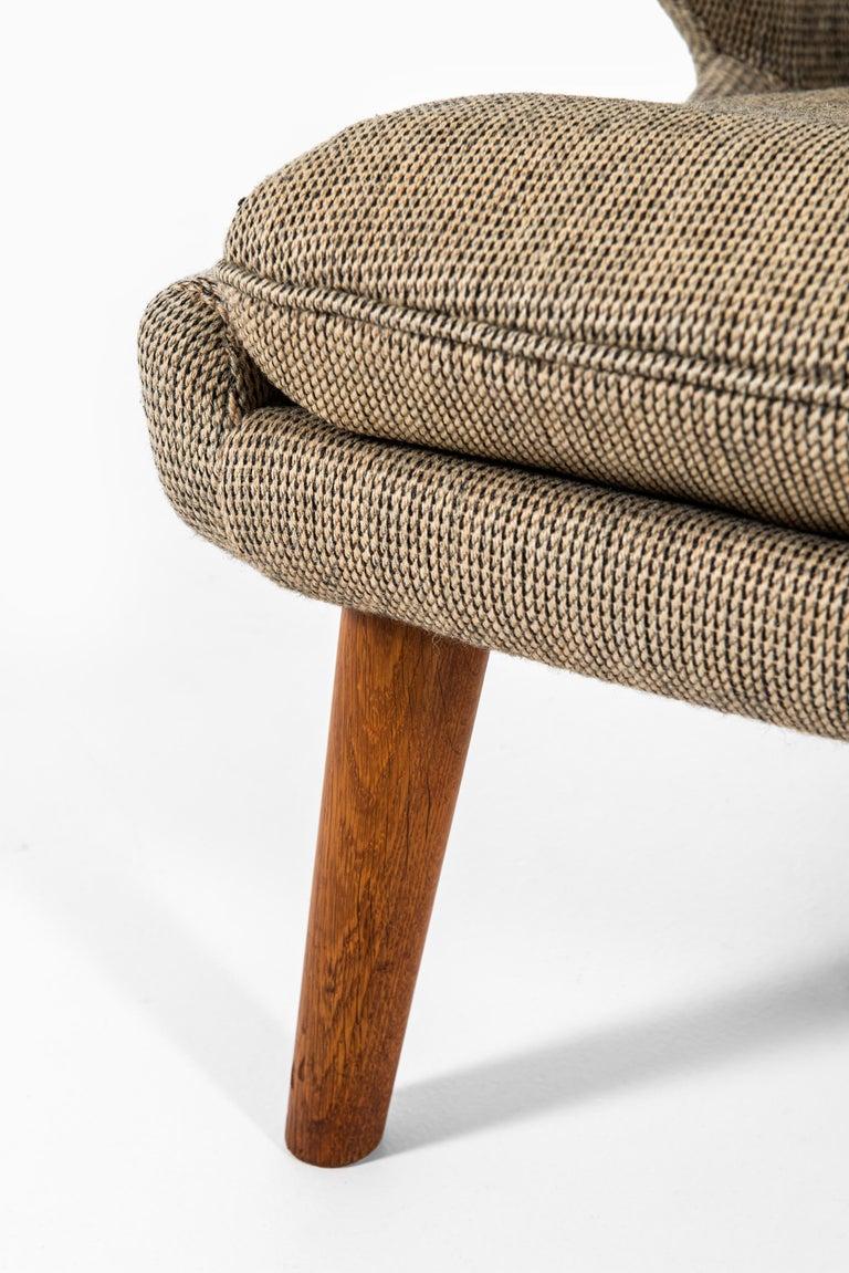 Danish Hans Wegner Papa Bear Easy Chair Produced by A.P. Stolen in Denmark