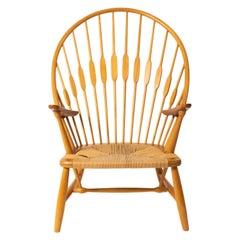 "Hans Wegner PP50 ""Peacock Chair"""