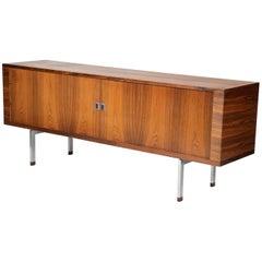 "Hans Wegner ""President"" Rosewood Cabinet Manufactured by R & Y Mobler"
