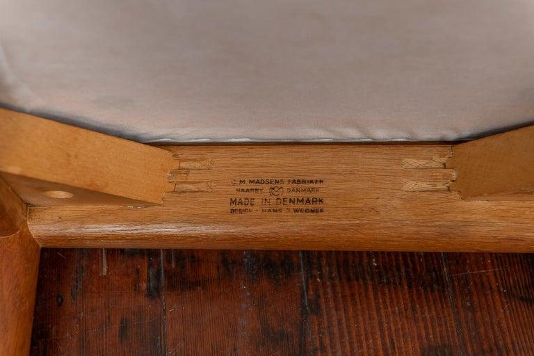 Hans Wegner Side Chair for Johannes Hansen For Sale 1