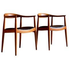 Hans Wegner 'The Chair' Model JH503 by Johannes Hansen Dambusters Interest