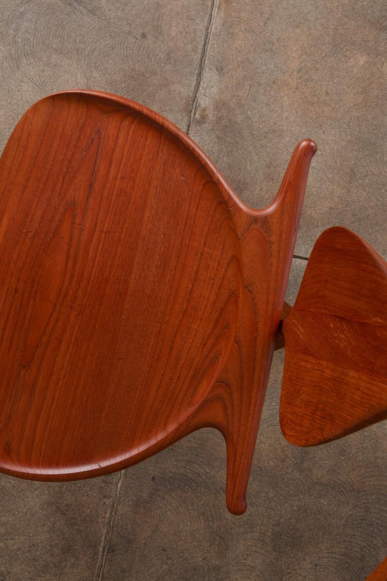 Hans Wegner Valet Chair For Sale 10