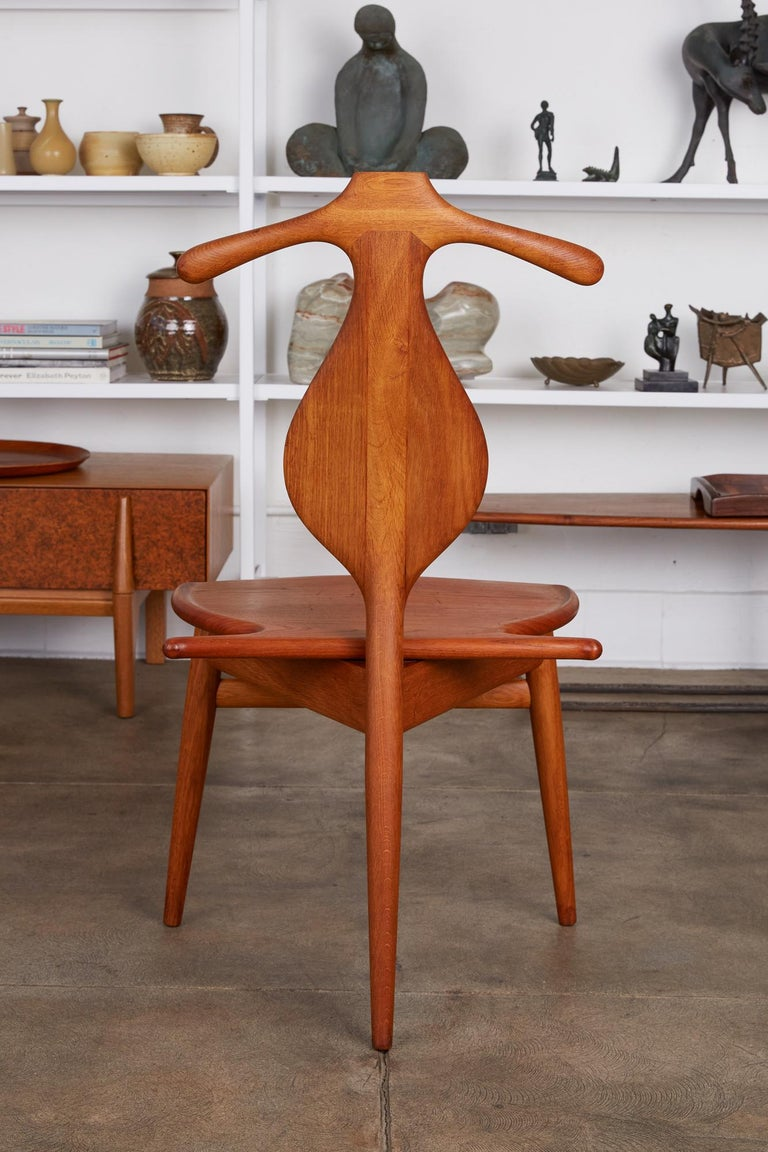 Mid-20th Century Hans Wegner Valet Chair For Sale
