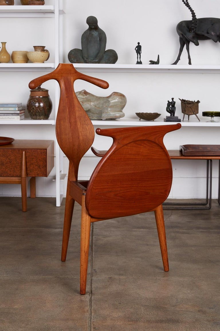 Hans Wegner Valet Chair For Sale 1