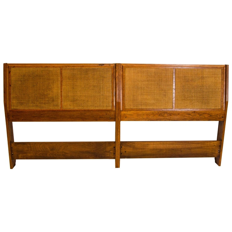 Hansen & Guldborg King Size Headboard Bed For Sale