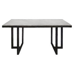 HAR Rock Crystal Console Table by Phoenix