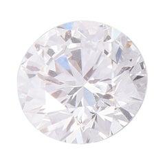 Harakh GIA Certified 0.40 Carat E Color VS2-Clarity Brilliant Cut Loose Diamond