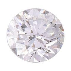 Harakh GIA Certified 0.85 Carat F Color VS2-Clarity Brilliant Cut Loose Diamond