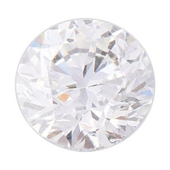 Harakh GIA Certified 1.00 Carat F Color VS1-Clarity Brilliant Cut Loose Diamond