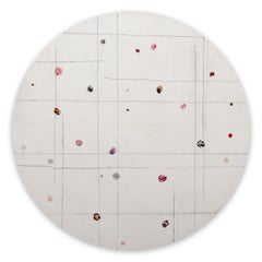 Tondo 7 (Abstract painting)