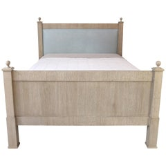 Harbinger Sellig Rift Oak Queen Bed