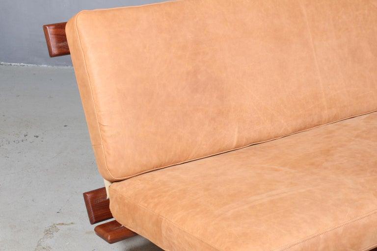 Scandinavian Modern Harbo Sølvsten, Sofa / Daybed For Sale